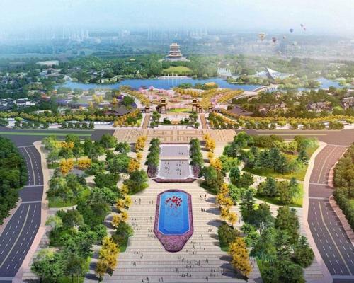 郑州市航空港区园博园项目